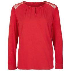 S.Oliver Koszulka Damska, 38, Czerwona. Czerwone bluzki z odkrytymi ramionami S.Oliver, s. Za 119,00 zł.