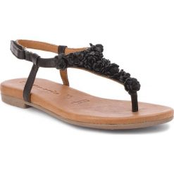 Chodaki damskie: Japonki TAMARIS - 1-28121-20 Black 001