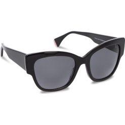Okulary przeciwsłoneczne MARELLA - Rock 38010182  002. Czarne okulary przeciwsłoneczne damskie aviatory Marella. W wyprzedaży za 339,00 zł.