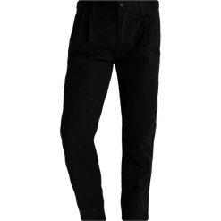 Spodnie męskie: Maharishi MANALI WORK  Spodnie materiałowe black