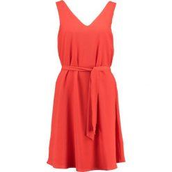 Sukienki hiszpanki: Aaiko VURA Sukienka letnia tangerine