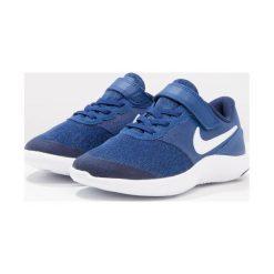 Nike Performance FLEX CONTACT Obuwie do biegania treningowe gym blue/white/binary blue. Niebieskie buty do biegania damskie Nike Performance, z materiału. W wyprzedaży za 179,10 zł.