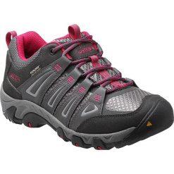 Buty trekkingowe damskie: Keen Buty damskie Oakridge WP Magnet/Rose szary r. 36 (1015359)