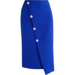 Spódniczki: Topshop Spódnica ołówkowa  cobalt