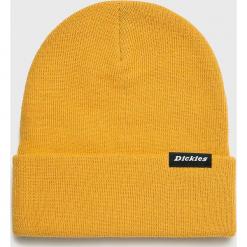 Dickies - Czapka/kapelusz 08.410153. Pomarańczowe czapki zimowe męskie Dickies, na zimę, z dzianiny. Za 69,90 zł.