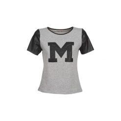 T-shirty z krótkim rękawem Moony Mood  CURILE. Szare t-shirty damskie Moony Mood, s. Za 87,20 zł.