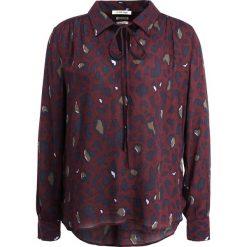 Bluzki asymetryczne: Rich & Royal Bluzka burgundy