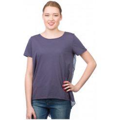 Mustang T-Shirt Damski L Fioletowy. Fioletowe t-shirty damskie marki Mustang, l. W wyprzedaży za 99,00 zł.