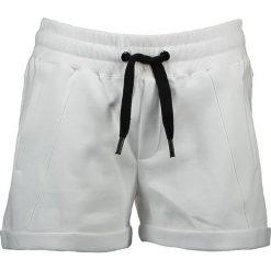 Szorty damskie: Szorty w kolorze białym