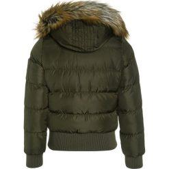 Cars Jeans MIZZY Kurtka zimowa army. Zielone kurtki chłopięce zimowe marki Cars Jeans, z jeansu. W wyprzedaży za 223,30 zł.