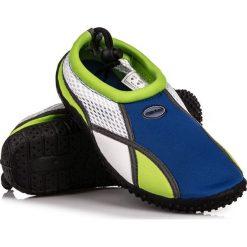 Buty dla dzieci Nerco Blue/Green/White r. 35. Białe buciki niemowlęce chłopięce marki MARTES. Za 19,00 zł.