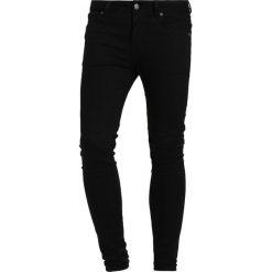Cheap Monday HIM SPRAY Jeans Skinny Fit spray black. Czarne rurki męskie Cheap Monday. Za 209,00 zł.