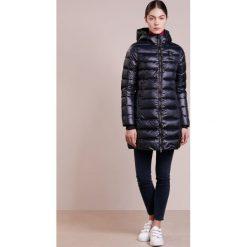 Płaszcze damskie pastelowe: Blauer Płaszcz puchowy dark blue