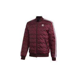 Kurtki lekkie adidas  Kurtka pikowana SST. Czerwone kurtki męskie pikowane marki Adidas, l. Za 499,00 zł.