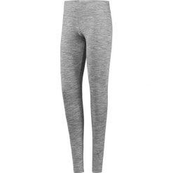Odzież damska: Reebok Spodnie damskie El Marble Legging szare r. S (BP8907)