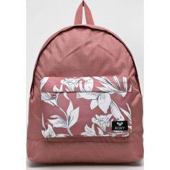 Roxy - Plecak. Różowe plecaki damskie Roxy, z poliesteru. Za 169,90 zł.