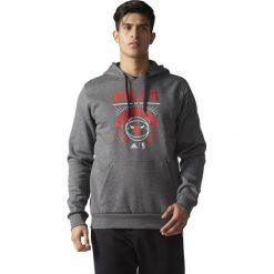 BLUZA ADIDAS NBA CHICAGO BULLS WASHED PULLOVER B45396. Szare bluzy męskie marki Nike, m. Za 149,00 zł.