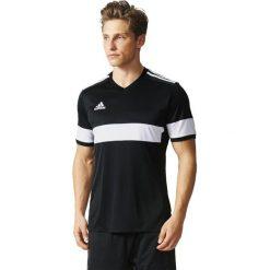 Adidas Koszulka męska piłkarska adidas KONN16 JSY M czarna r. XXL (AJ1365). Czarne koszulki do piłki nożnej męskie Adidas, m. Za 61,74 zł.