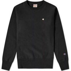 Bluza Champion Crewneck Sweatshirt (212572-KK001). Czarne bluzy męskie Champion, m, z bawełny. Za 262,99 zł.