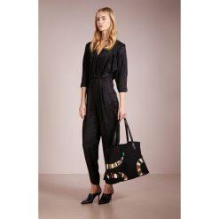 Shopper bag damskie: By Malene Birger VINKAL Torba na zakupy black