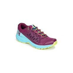 Buty do biegania Salomon  XA ELEVATE W. Czarne buty do biegania damskie marki Salomon, z gore-texu, na sznurówki, gore-tex. Za 569,00 zł.