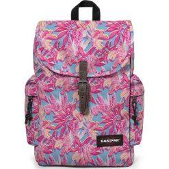 """Plecaki męskie: Plecak """"Austin"""" w kolorze różowo-niebieskim - 34 x 42 x 11 cm"""
