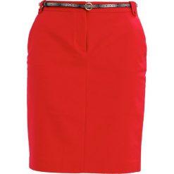Spódniczki ołówkowe: Cortefiel BASIC PENCIL SKIRT Spódnica ołówkowa  reds