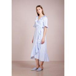 Długie sukienki: iBlues ROMAGNA Długa sukienka azurblau