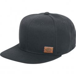 Dickies Minnesota Czapka Snapback czarny. Szare czapki z daszkiem męskie marki Dickies, na zimę, z dzianiny. Za 121,90 zł.