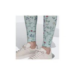Legginsy i Rajstopy adidas  Legginsy Colour. Zielone pończochy i rajstopy marki Adidas. Za 169,00 zł.