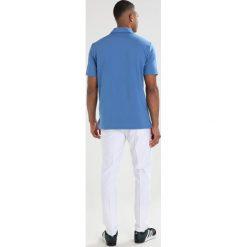 Chinosy męskie: adidas Golf ULTIMATE 3STRIPES PANT TAPERED FIT Spodnie materiałowe white