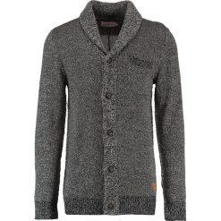 Swetry męskie: Jack & Jones JORINSTINCT Kardigan light grey melange
