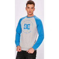 DC - Bluza. Szare bluzy męskie rozpinane marki MEDICINE, l, z bawełny, bez kaptura. W wyprzedaży za 179,90 zł.