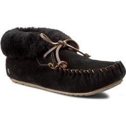 Kapcie damskie: Kapcie EMU AUSTRALIA – Moonah W10926 Black