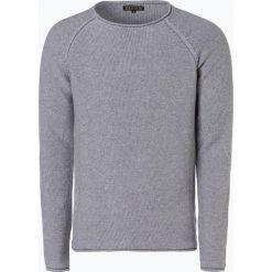 Swetry klasyczne męskie: Review – Sweter męski, szary