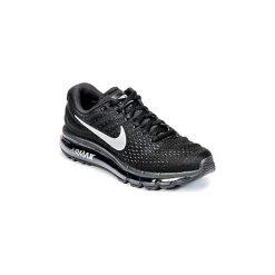 Buty do biegania Nike  AIR MAX 2017 W. Szare buty do biegania damskie marki Nike Sportswear, z materiału, nike air max. Za 671,20 zł.