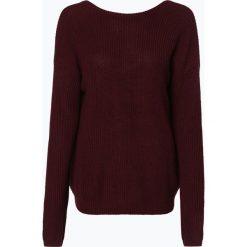 NA-KD - Sweter damski, czerwony. Czerwone swetry klasyczne damskie NA-KD, s, z dzianiny, z dekoltem w serek. Za 159,95 zł.
