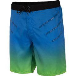 Kąpielówki męskie: Spodenki plażowe męskie SKMT202A - wielokolorowy