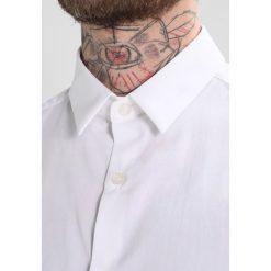 Koszule męskie na spinki: Noose & Monkey CANNED Koszula white