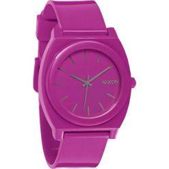 Zegarki damskie: Zegarek damski Shocking Pink Nixon Time Teller P A1191644