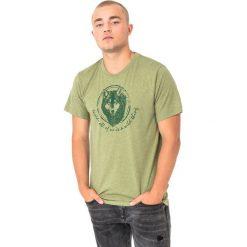 Hi-tec Koszulka męska Lupus Green Melange r. L. Zielone t-shirty męskie Hi-tec, l. Za 33,75 zł.