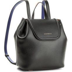 Plecaki damskie: Plecak EMPORIO ARMANI – Y3L016 YH24A 82274 Nero/Cuoio/Bluette