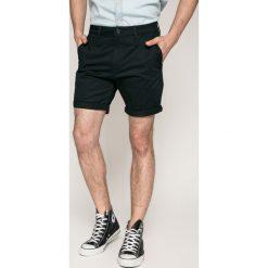G-Star Raw - Szorty. Szare szorty męskie marki G-Star RAW, z bawełny, casualowe. W wyprzedaży za 219,90 zł.