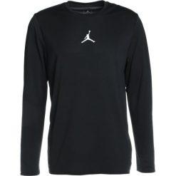 Koszulki sportowe męskie: Jordan FLIGHT PERFORMANCE  Koszulka sportowa black/white