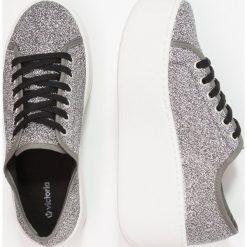 Trampki damskie slip on: Victoria Shoes BASKET BRILLO PLATAFORMA Tenisówki i Trampki gris