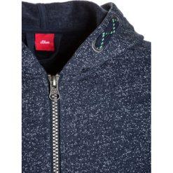 S.Oliver RED LABEL Bluza rozpinana blue melange. Niebieskie bluzy chłopięce rozpinane marki s.Oliver RED LABEL, s, z bawełny. Za 139,00 zł.
