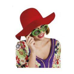 Kapelusz damski czerwony. Czerwone kapelusze damskie ASTER. Za 39,97 zł.