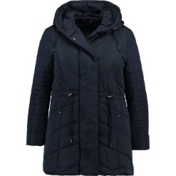 Evans SOFT HOODED PADDED Płaszcz zimowy navy. Czerwone płaszcze damskie zimowe marki Cropp, l. W wyprzedaży za 351,20 zł.