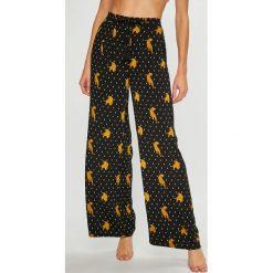 Undiz - Spodnie piżamowe Pleatdumbiz. Szare piżamy damskie marki Undiz, m, z materiału. W wyprzedaży za 59,90 zł.