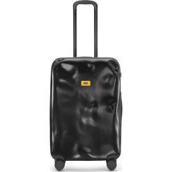 Walizka Icon średnia matowa czarna. Szare walizki marki Crash Baggage, z materiału. Za 1040,00 zł.